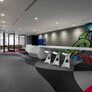 Стильные офисы: Sherwin-Williams в Малайзии