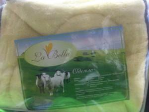 Ковдра овечья